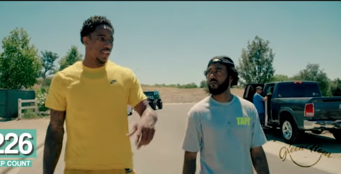 Problem Launches New Series 'Morning Walks' with Demar Derozan Kicking It Off