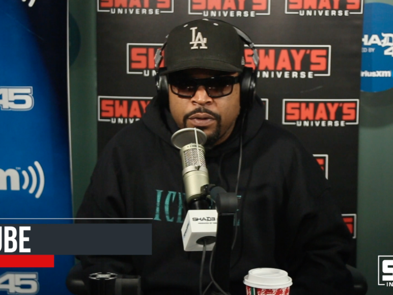 Ice Cube Helps Donald Trump Develop The Platinum Plan For Black America