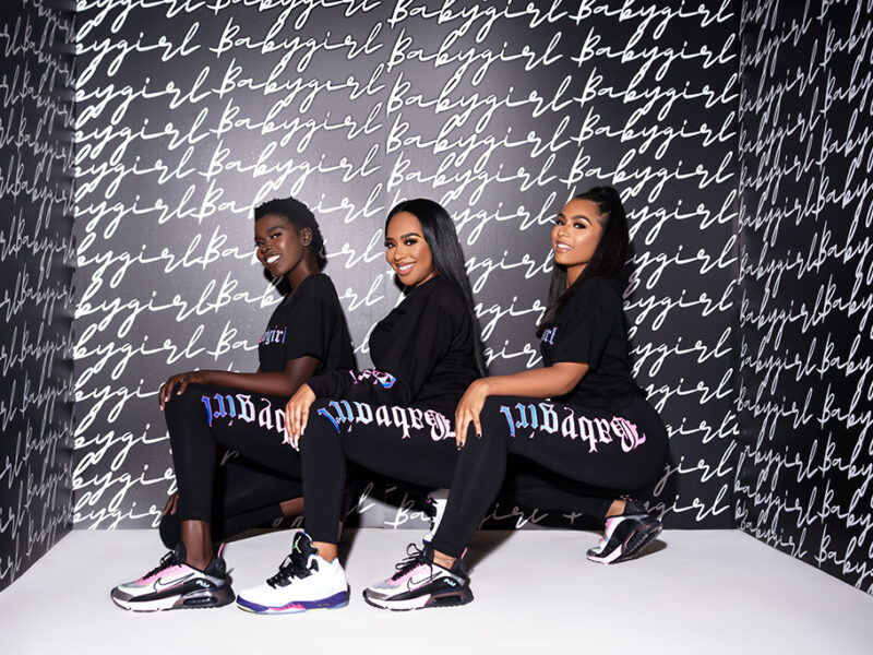 B. Simone Launches 'Baby Girl' Clothing Line at Footaction