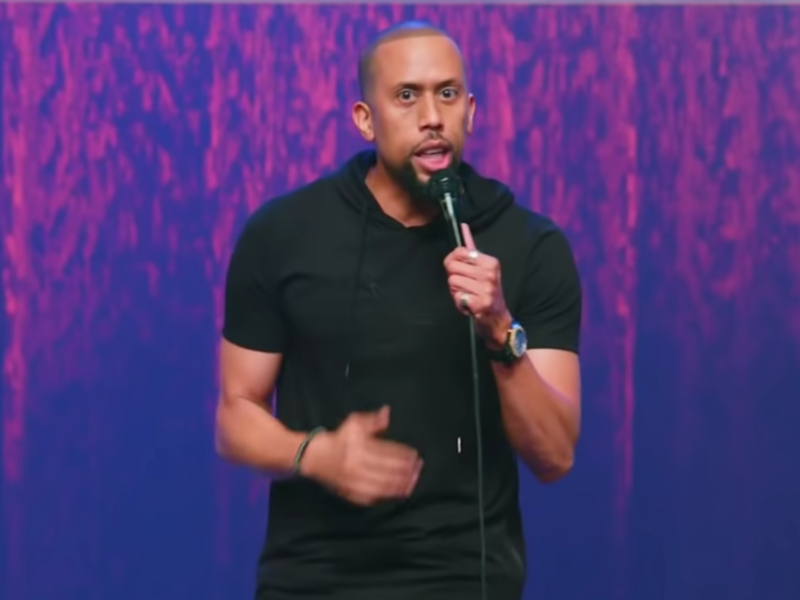 Affion Crockett Talks New Comedy Special, 'Mirror II Society' on Kevin Hart's LOL Network