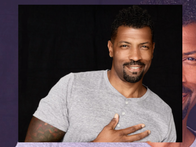 Deon Cole Talks New Special 'Workin It Out' and Netflix Is A Joke YouTube Channel