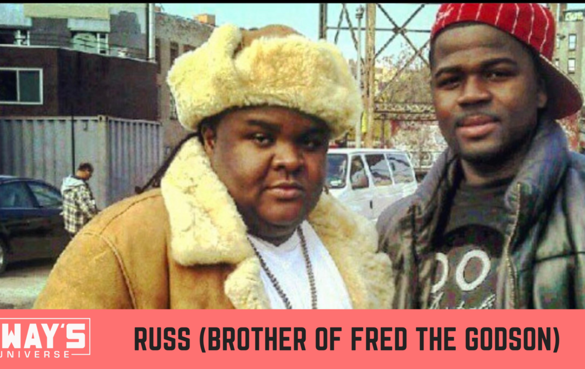 Fred The Godson's Brother, Russ On Street Naming After The Late Rapper + New Music and More