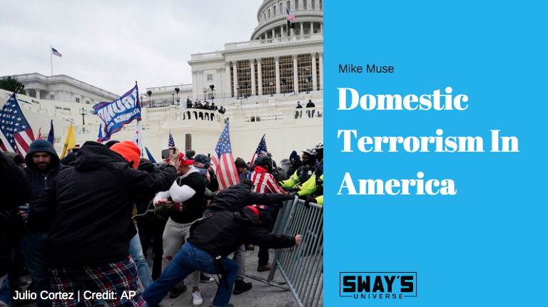 Unpacking Domestic Terrorists Attacks On The U.S. Capitol Building And The Enablers Who Allowed It