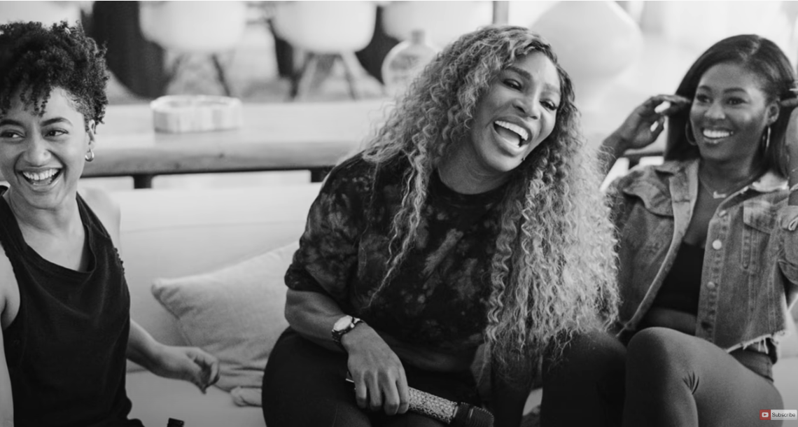 Serena Williams on Balancing Business, Life & New Partnership with Michelob Ultra | SWAY'S UNIVERSE