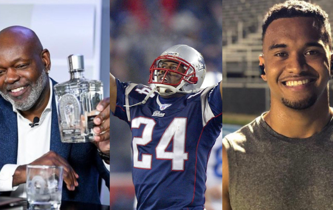Emmitt Smith, Ty Law and Tua Tagailova Make Their Super Bowl Predictions and Talk Business Ventures