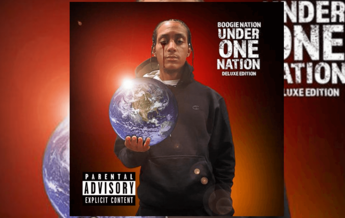Boogie Nation Drops Deluxe Edition of 'Under One Nation'